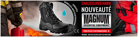 Chaussures d'intervention MAGNUM Hawk anti-perforation