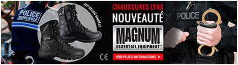 Chaussures Intervention MAGNUM Lynx Hautes