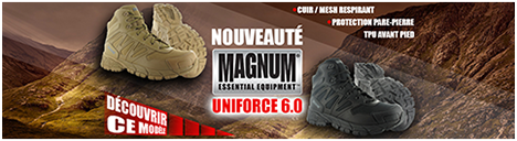 Chaussures Intervention MAGNUM Uniforce Mid