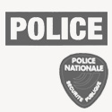 Police Nationale Identifiants-Grades-Fourreaux-Ecussons Police Nationale