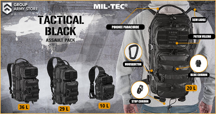 Assault Pack MIL-TEC