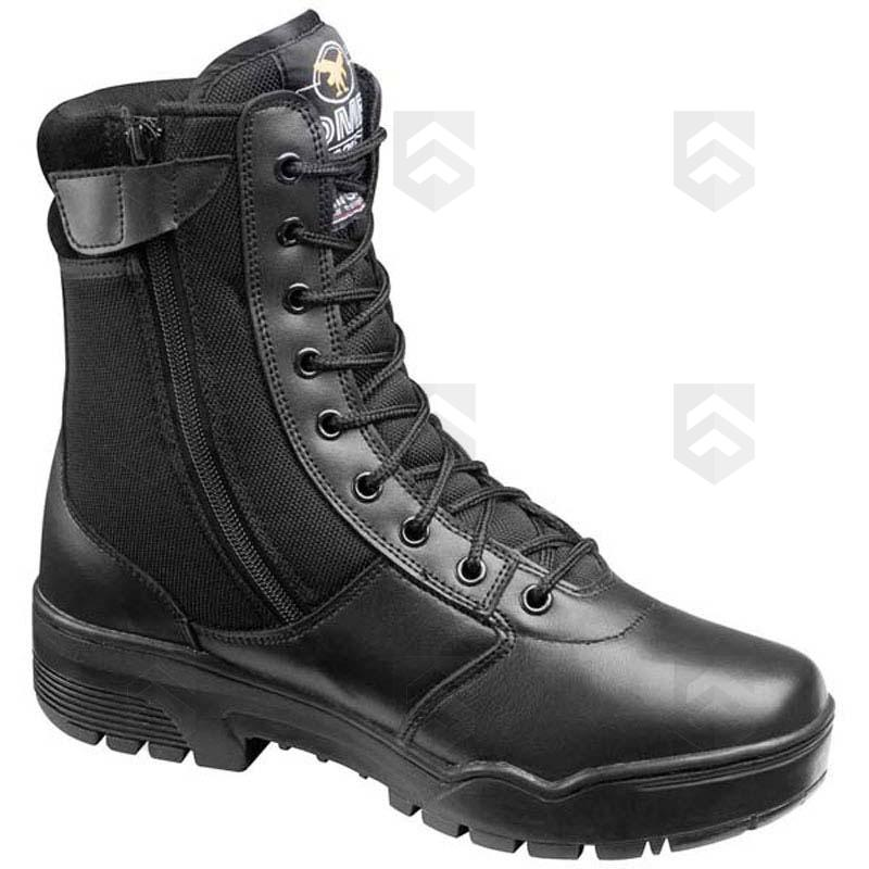 chaussures rangers dmb combat boots cuir toile 1 zip group army store. Black Bedroom Furniture Sets. Home Design Ideas