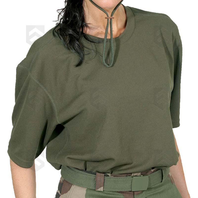 t shirt militaire kaki group army store. Black Bedroom Furniture Sets. Home Design Ideas