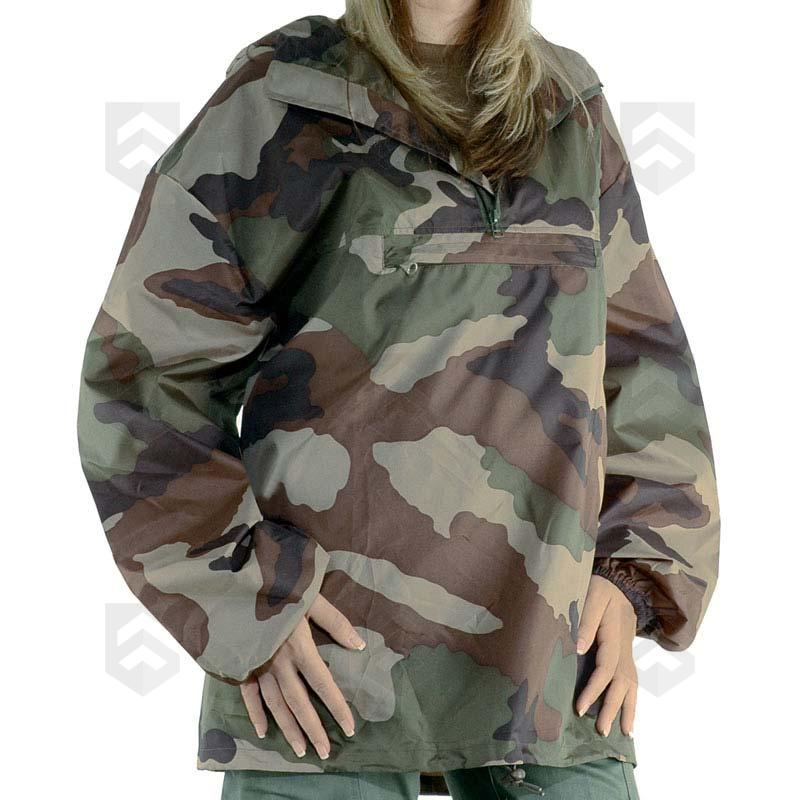 Coupe vent militaire ripstop camoufl c e group army store - Coupe militaire reglementaire ...