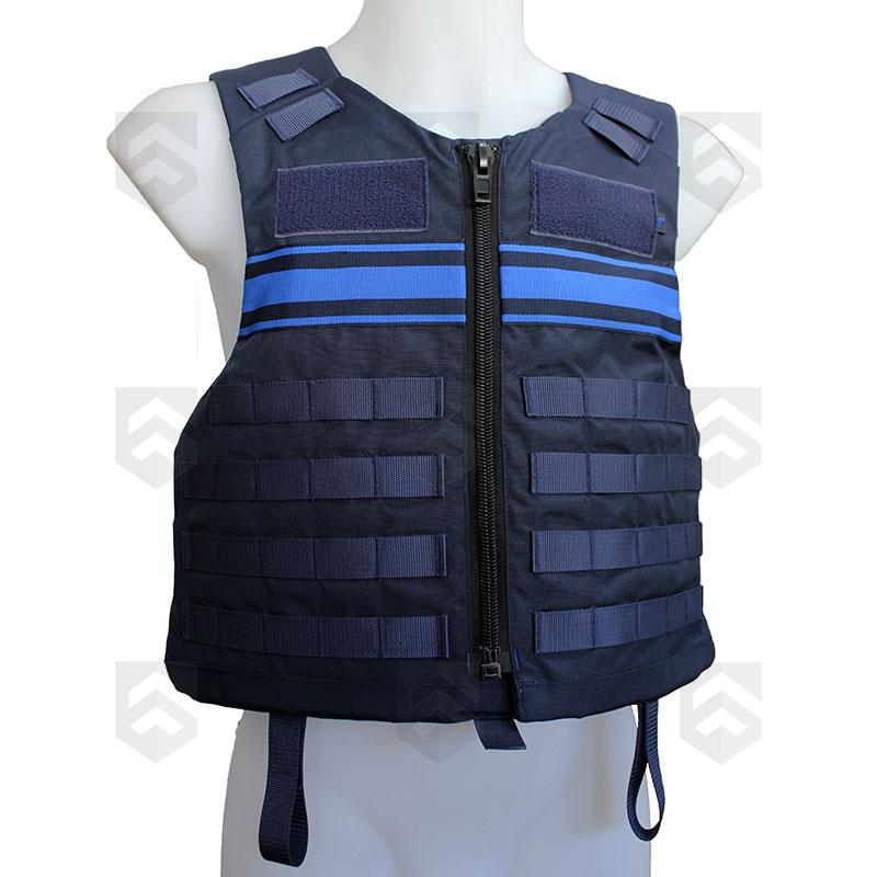 Gilet tactique police municipale for Housse gilet pare balle gk