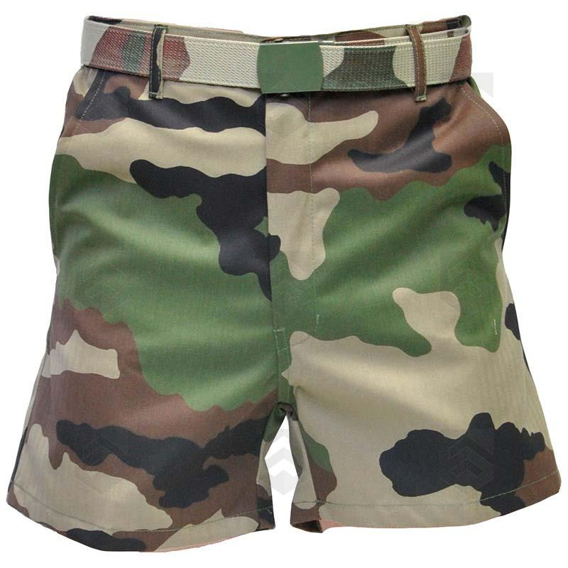 short militaire outre mer camoufl c e ripstop group army store. Black Bedroom Furniture Sets. Home Design Ideas