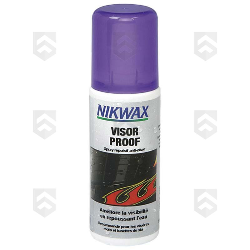 spray r pulsif anti pluie visor proof nikwax 125 ml group army store. Black Bedroom Furniture Sets. Home Design Ideas