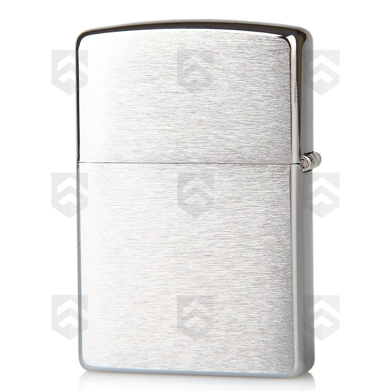 briquet temp te zippo chrome bross group army store. Black Bedroom Furniture Sets. Home Design Ideas