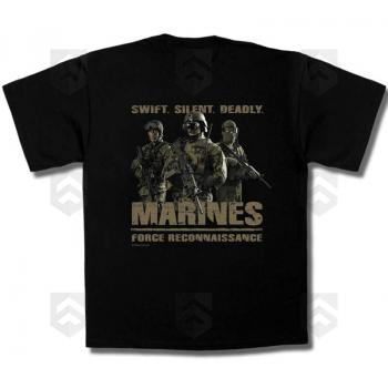promotions / Soldes T-shirt MIL Pictures Marines - Promo