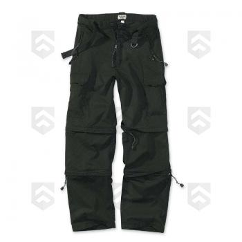 Vente Pantalon 3 en 1 Trekking Noir / Magasin Surplus Raw Vintage