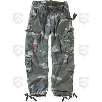Vente Pantalon Airborne Vintage Nightcamo / Magasin Surplus Raw Vintage
