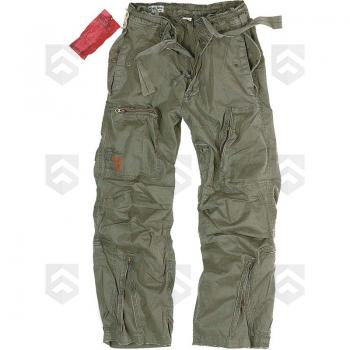 Vente Pantalon Infantry Cargo Kaki / Magasin Surplus Raw Vintage