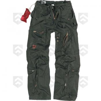 Vente Pantalon Infantry Cargo Noir / Magasin Surplus Raw Vintage