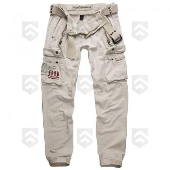 Pantalon Royal Traveller Slim Blanc 0
