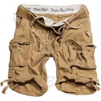 Vente Short Cargo Division Beige / Magasin Surplus Raw Vintage