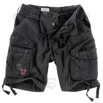 Vente Short Airborne Vintage Noir / Magasin Surplus Raw Vintage