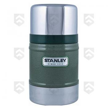 Boîte Alimentaire Isotherme Classic 0.5L Stanley® Verte