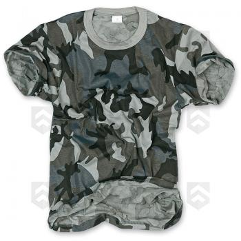 T-shirt Militaire Camouflage Nightcamo 0