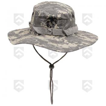Chapeau jungle USMC camouflage AT Digital