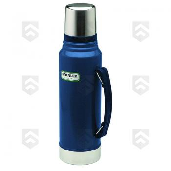 Bouteille Isotherme Classic 1 Litre Stanley® Bleue