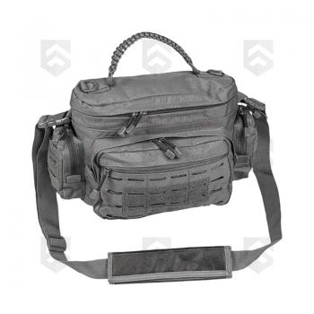 Vente Sacoche porte-documents Tactical Paracord Miltec Gris Urbain / Magasin Miltec