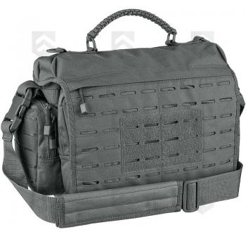 Vente Sacoche porte-documents Tactical Paracord GM Miltec Gris Urbain / Magasin Miltec