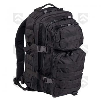 Sac à dos 20L Assault Pack Noir Miltec
