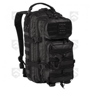Sac à dos 20L Assault Pack Tactical Noir Miltec