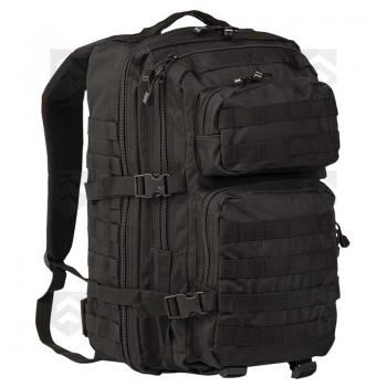 Sac à dos 36L Assault Pack Noir Miltec
