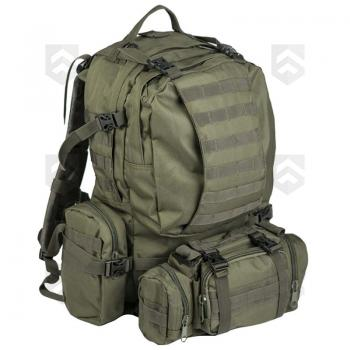 Sac à dos 36L Defense Assembly Pack Vert OD Miltec
