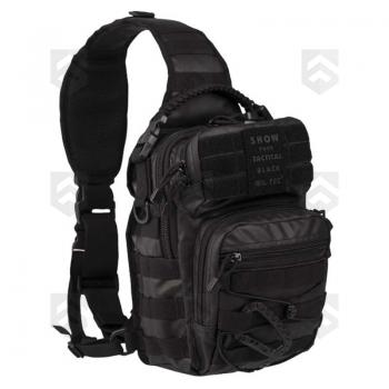 Sac bandoulière 10L Assault Pack Tactical Noir Miltec