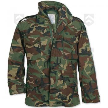 Veste M65 Woodland originale US