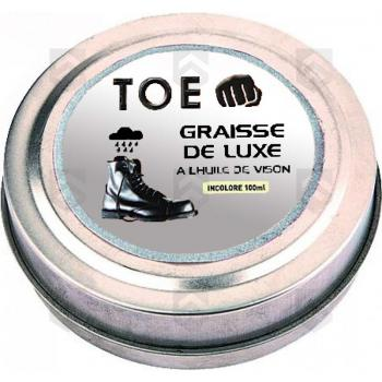 Graisse brillante TOE incolore