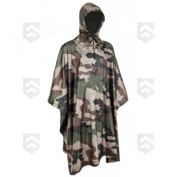 Poncho ultra-light Ripstop TOE® Camouflé C.E.
