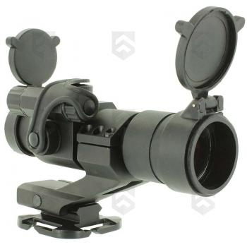 Visée Point Rouge Red Dot Sight Military Model Swiss Arms