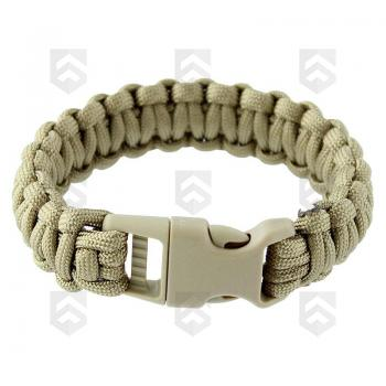 Bracelet de survie Paracorde 23 mm