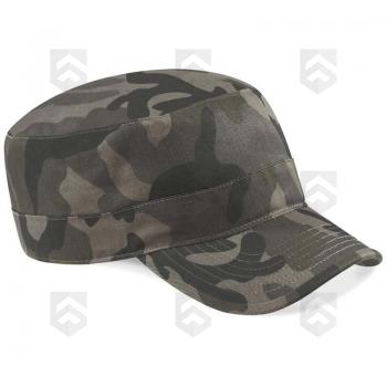 Casquette type BDU Vintage Camouflage Field