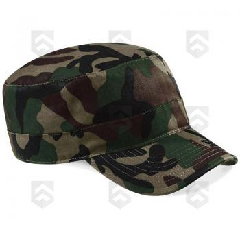 Casquette type BDU Vintage Camouflage Jungle