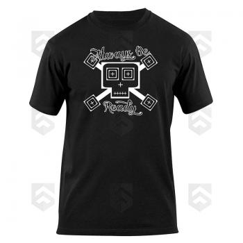 T-shirt manches courtes Scope Skull 5.11 Noir