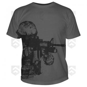 Vente T-shirt manches courtes Watcher 5.11 Charcoal / Magasin 5.11 Tactical Series