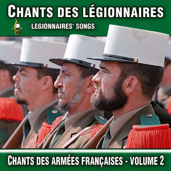 CD Audio - Chants des Légionnaires