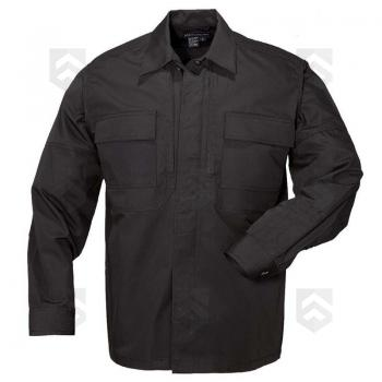 Vente Chemise TDU Ripstop 5.11 Noir / Magasin 5.11 Tactical Series