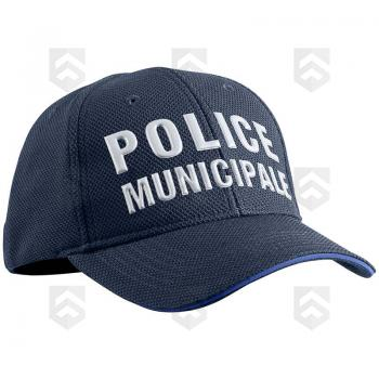 promotions / Soldes Casquette été POLICE MUNICIPALE Stretch Fit PM ONE - Promo