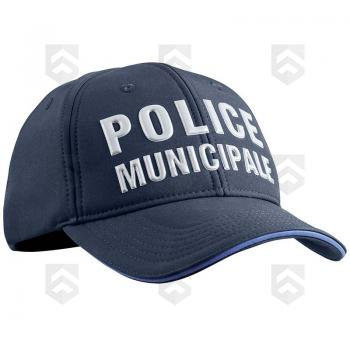 Casquette hiver POLICE MUNICIPALE Stretch Fit PM ONE