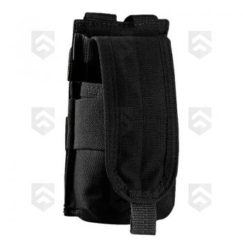 Porte grenade simple TOE Pro Attache MOLLE Noir