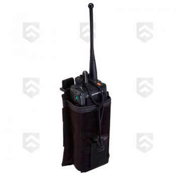 Porte-radio Tactical 5.11® Noir