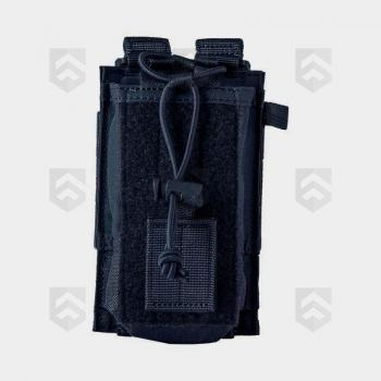 Porte-radio Tactical 5.11® Bleu Marine