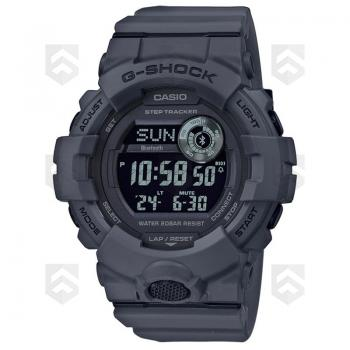 Montre Connectée G-Squad G-Shock GBD-800UC Gris 0