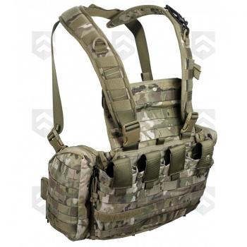 Gilet Chest Rig MK2 Tasmanian Tiger® Multicam