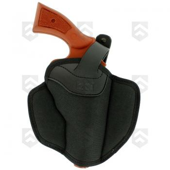 Holster de ceinture Red Label Black Phantom Revolvers GK Pro